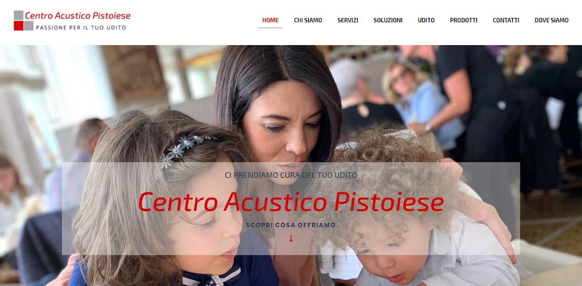 centro acustico homepage